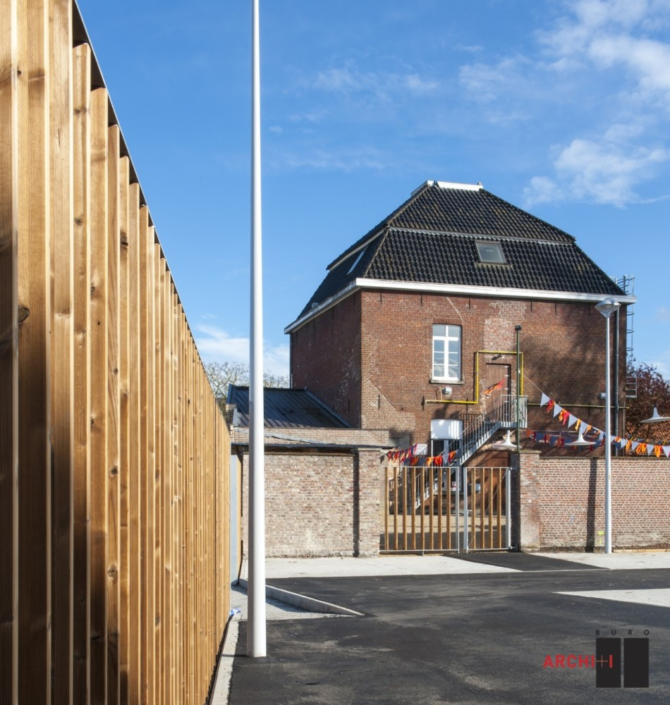 Poperinge Youth Centre / Buro II & Archi+I