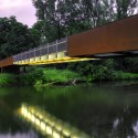 Wupper-Bridge Opladen / Agirbas & Wienstroer © Thomas Mayer