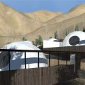Elqui Domos Astronomical Hotel / Rodrigo Duque Motta  Cinema Arquitectura