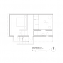 Elqui Domos Astronomical Hotel / Rodrigo Duque Motta Cottage First Floor Plan 01