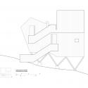 Elqui Domos Astronomical Hotel / Rodrigo Duque Motta Cottage South Elevation 01