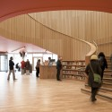 Canada Water Library / CZWG Architects © Tim Crocker