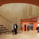 Canada Water Library / CZWG Architects  Tim Crocker