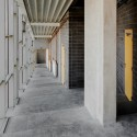 New technical institute – ECAM – Site UCL /  / MODULO Architects - KhôZé Architecture © Lieven Van Landschoot