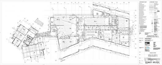 New Technical Institute – ECAM – Site UCL / MODULO Architects +
