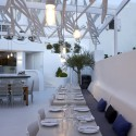 Phos Restaurant In Mykonos Town / LM Architects © Vangelis Paterakis