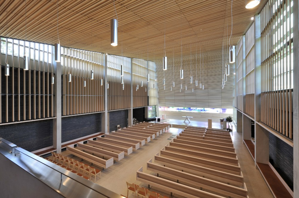 Bøler Church / Hansen-Bjørndal Arkitekter AS