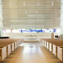 Bøler church / Hansen-Bjørndal Arkitekter AS © Laila Meyrick