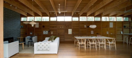 Pirates bay house / O&#039;Connor and Houle Architecture (3)  Earl Carter