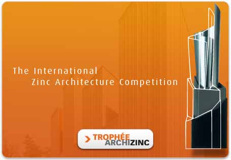 VMZinc Announces Winners of the Fifth Archizinc Trophy Awards