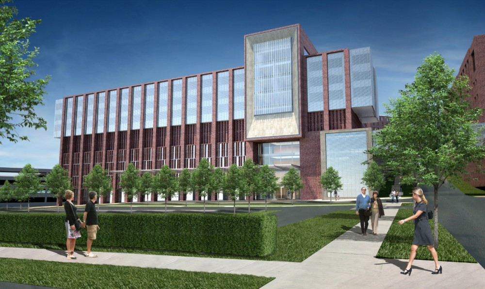 SOM breaks ground at The Christ Hospital in Cincinnati