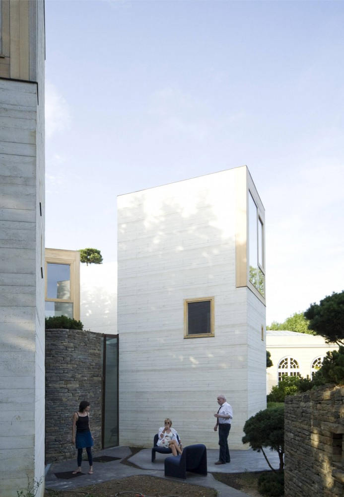 Maison L / christian pottgiesser architecturespossibles