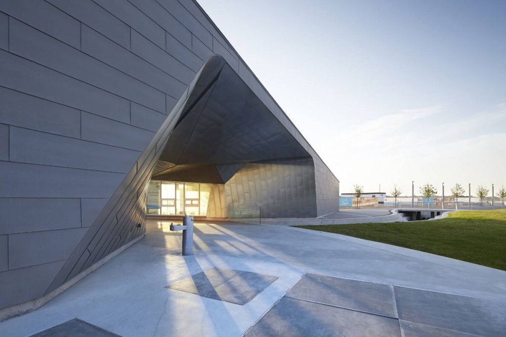 Sherbourne Common Pavilion / Teeple Architects