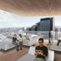 Diller Scofidio + Renfro Unveils New Columbia University Medical Building (5) Panorama Room - Courtesy of CUMC