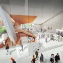 Diller Scofidio + Renfro Unveils New Columbia University Medical Building (2) Lobby - Courtesy of CUMC