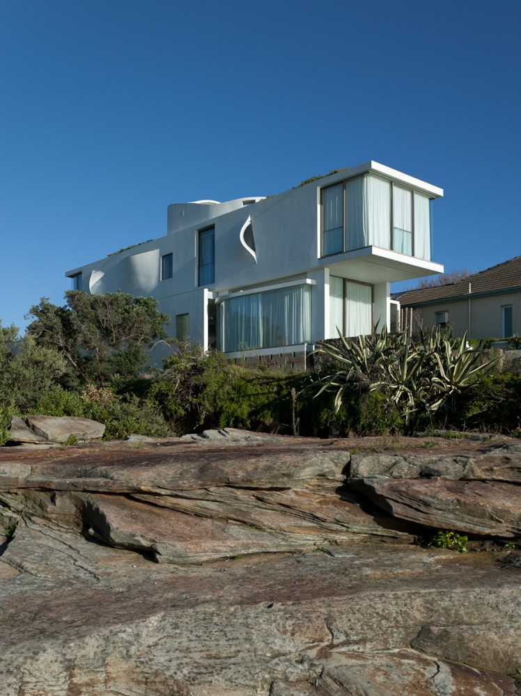 Seacliff House / Chris Elliott Architects