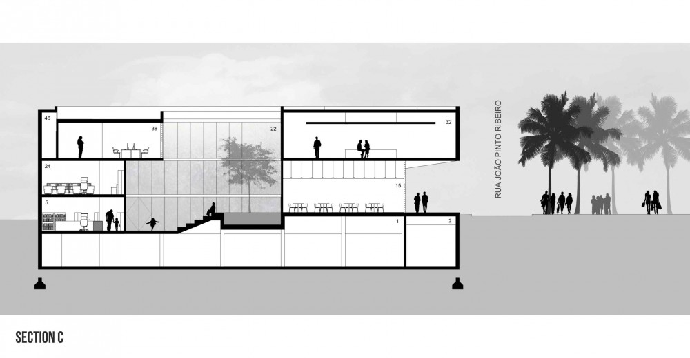 Grandola Library Proposal / ER Studio