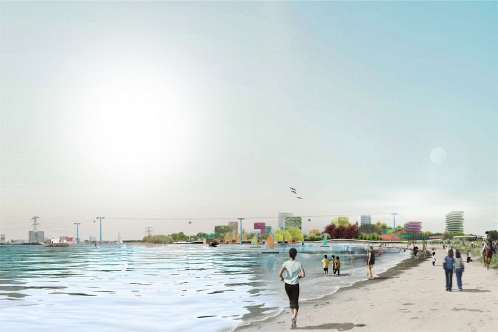 Floriade 2022 proposal for Almere / MVRDV