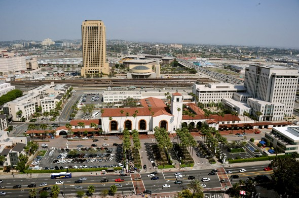 Master Plan for LA Union Station / Grimshaw + Gruen Associates
