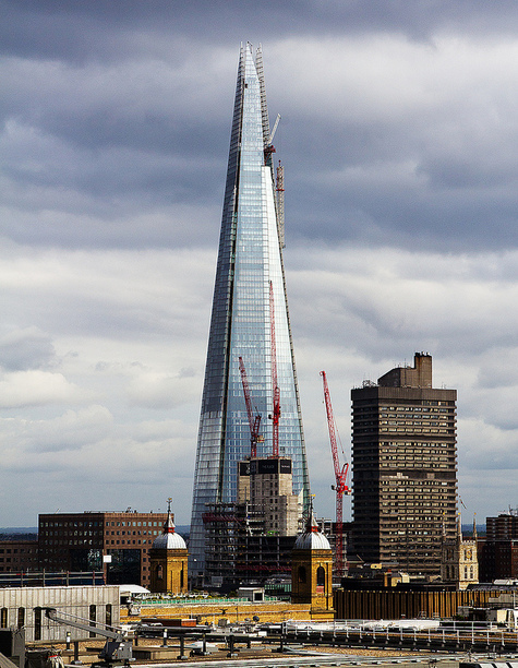 The Shard's Opening Celebration