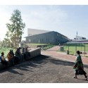 MASS Design Group wins the Zumtobel Group Award 2012 (2) Butaro Hospital, Rwanda / MASS Design Group - Courtesy of Zumtobel Group