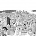 downtown900 Illustrations by Chris Denty. You can find his work at http://www.chrisdent.co.uk/