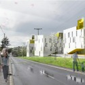 'Rasadnik' Residential Housing (1) Courtesy of 1X2STUDIO