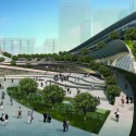Express Rail Link West Kowloon Terminus (5) civic plaza