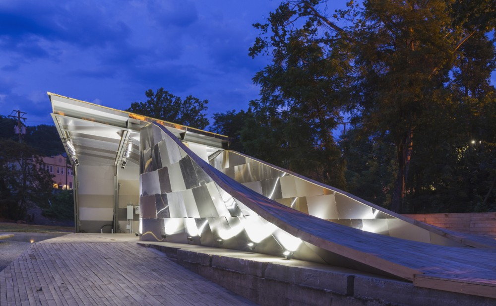 Masonic Amphitheatre Project / design/buildLAB at Virginia Tech