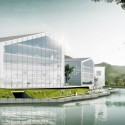 Colorful Guizhou Brand, Research & Development Center (5) Courtesy of Huasen Architects
