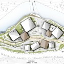 Colorful Guizhou Brand, Research & Development Center (8) site plan