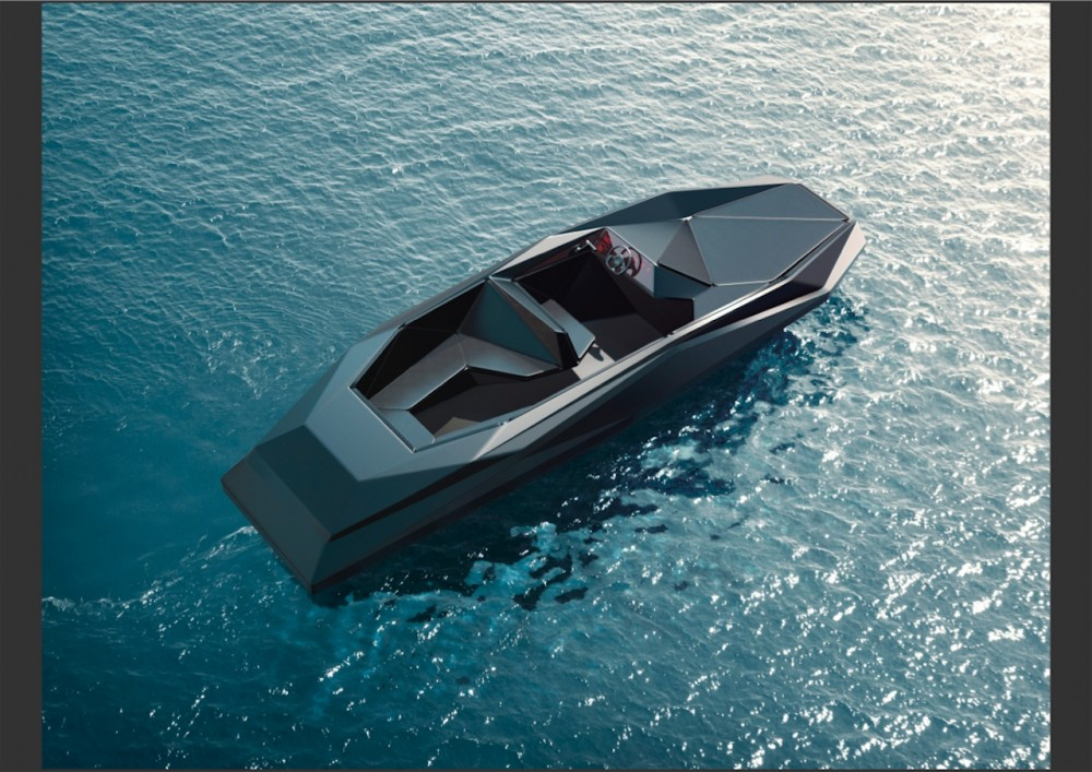 Zaha Hadid designs Z Boat for American Art Dealer