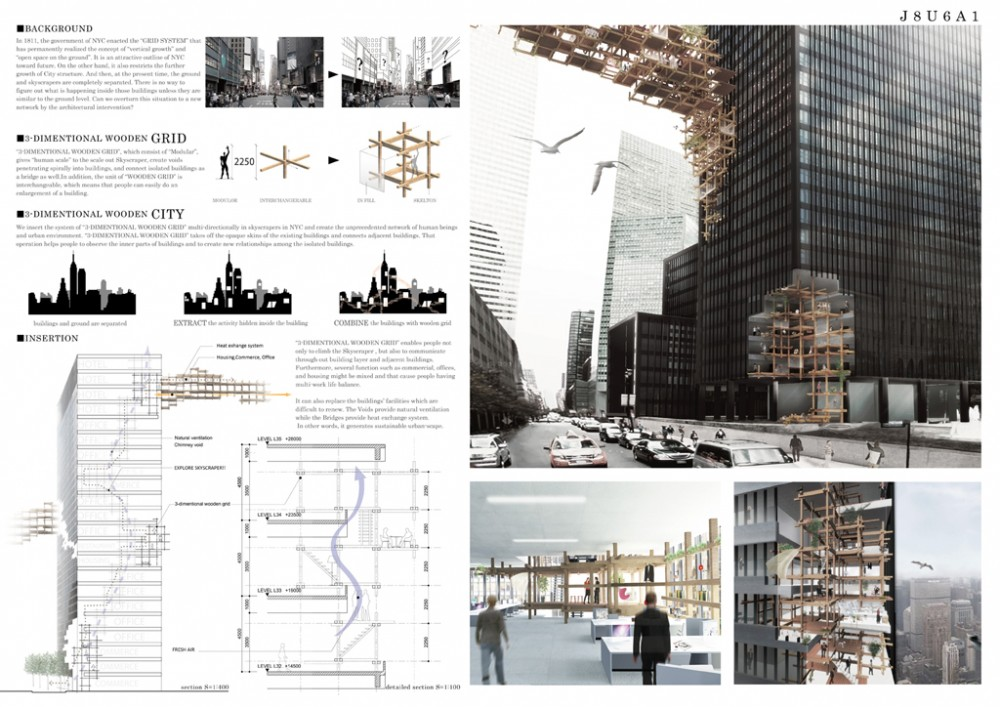 New York Cityvision Competition Winners