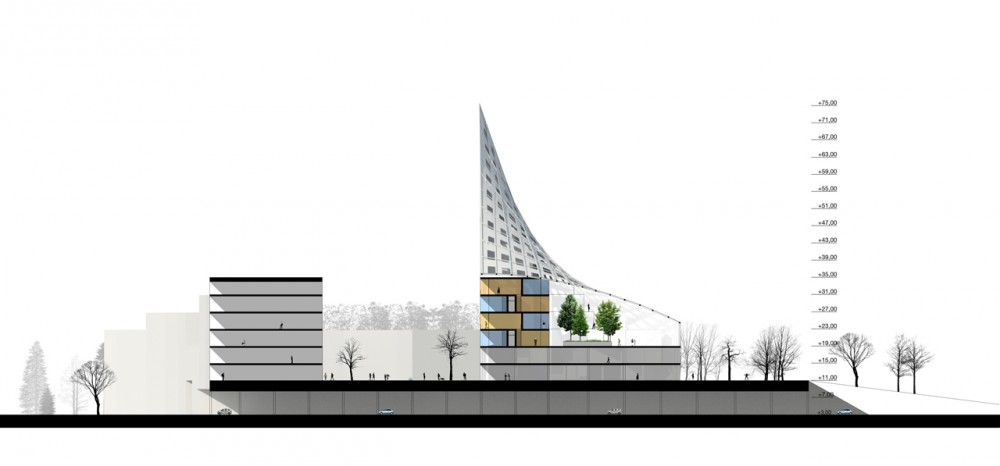 Winning Proposal for Koivusaari, Helsinki