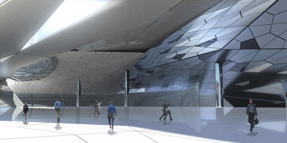 MA2&#8242;s Proposal for Buenos Aires Contemporary Art Museum