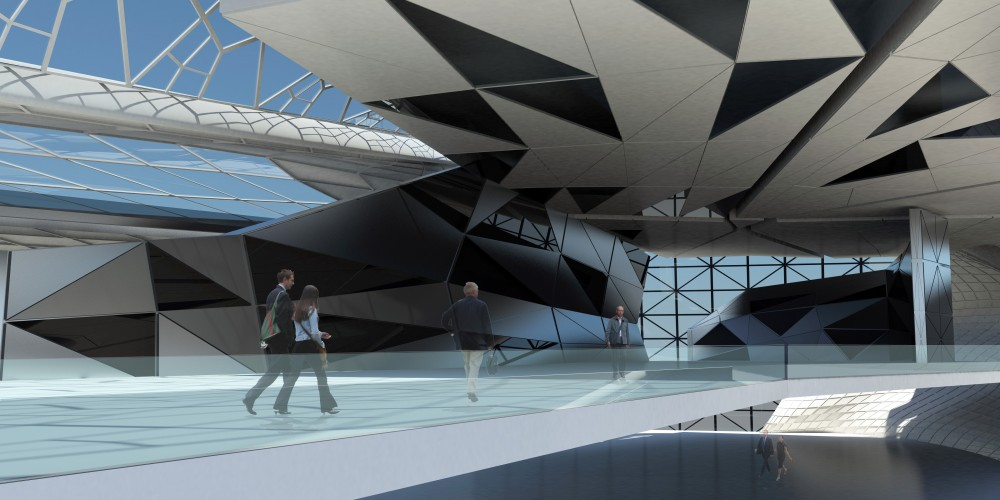 MA2′s Proposal for Buenos Aires Contemporary Art Museum