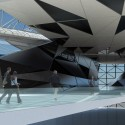 MA2's Proposal for Buenos Aires Contemporary Art Museum (8) © MA2