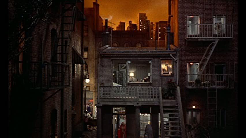 "Films & Architecture: ""Rear Window"""