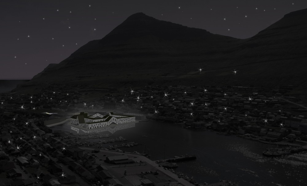 Klaksvik City Center Proposal / MIRO