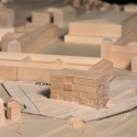 New Weimar Bauhaus Museum / Heike Hanada with Benedict Tonon  (15) Model  Klassik Stiftung Weimar / Lutz Edelhoff