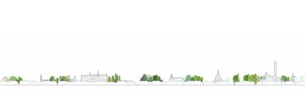 Singel Park Winning Proposal / LOLA + Studio KARST