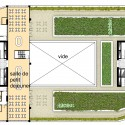 """Le Cinq"" Office Tower (21) plan 13"