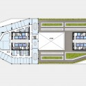 """Le Cinq"" Office Tower (10) plan 02"