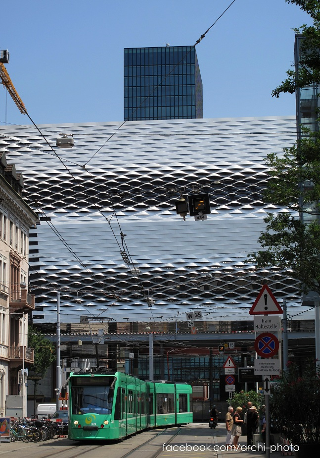 In Progress Update: Messe Basel / Herzog & de Meuron