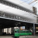 In Progress Update: Messe Basel / Herzog & de Meuron (1) © Paul Clemence