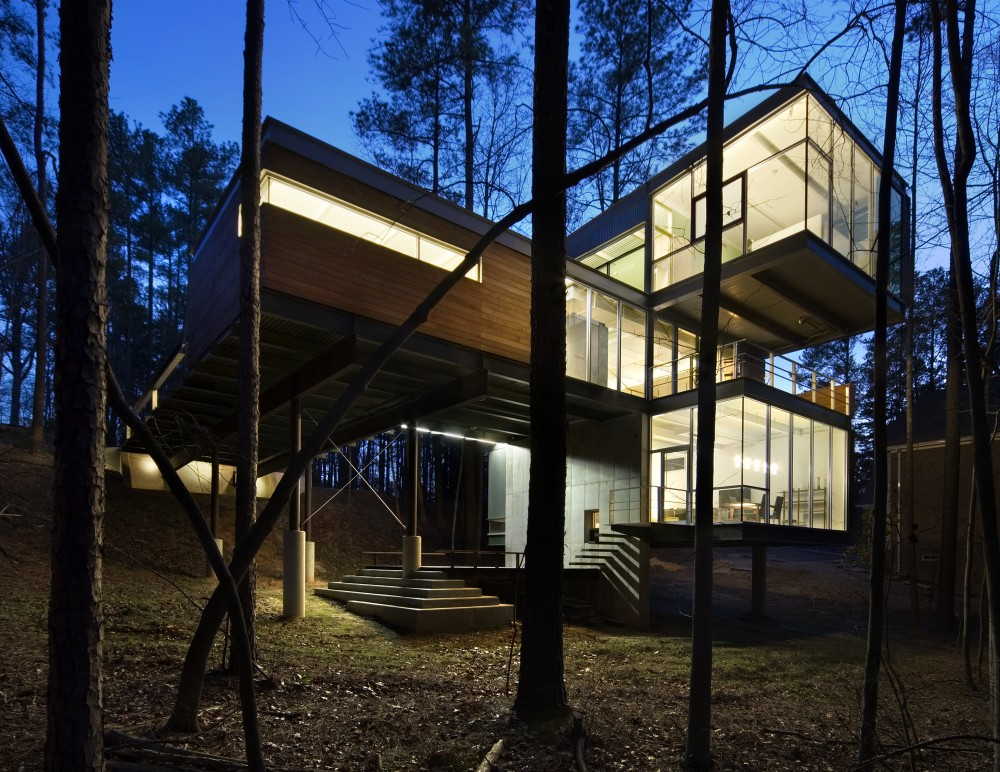 George Matsumoto Prize for North Carolina Modernist Residential Design Competition