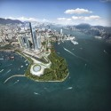 West Kowloon Cultural District site © Foster + Partners by Methanoia