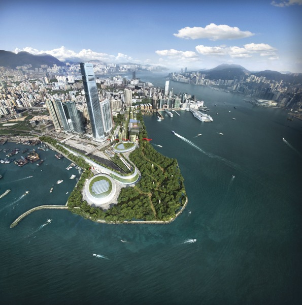 Shortlist announced for West Kowloon Cultural District's first Arts Venue