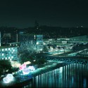"""Reunite the River with Our City"" (4) Courtesy of 4am Architekci"