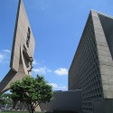 AD Classics: St. John&#039;s Abbey Church / Marcel Breuer (10) Photo by Johnny Clark - http://www.flickr.com/photos/jumphighlivefree/